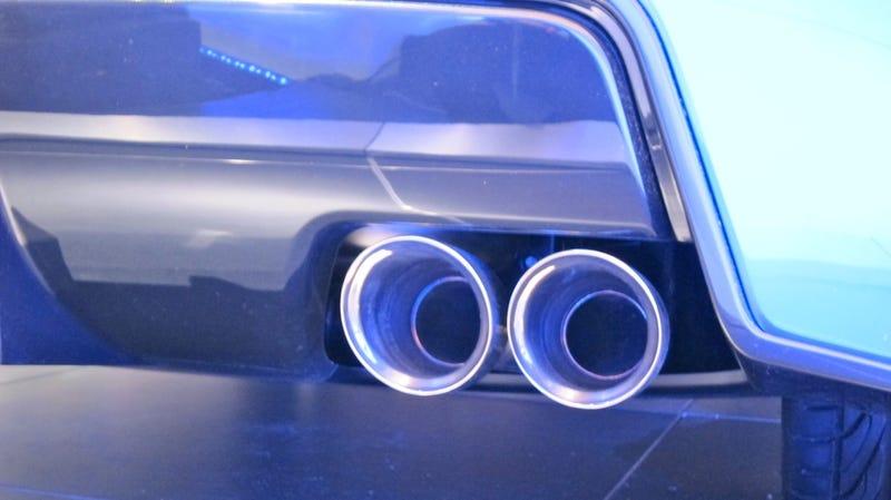 Subaru BRZ Concept II: Photos