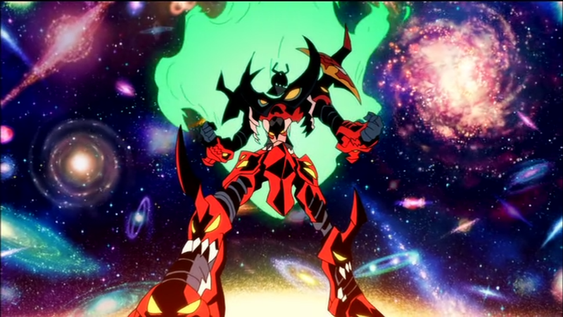The Most Powerful Anime Robot Of All Time Has Been Chosen