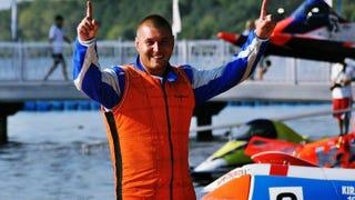 Robert Hencz crown world F-500 Champion - Video