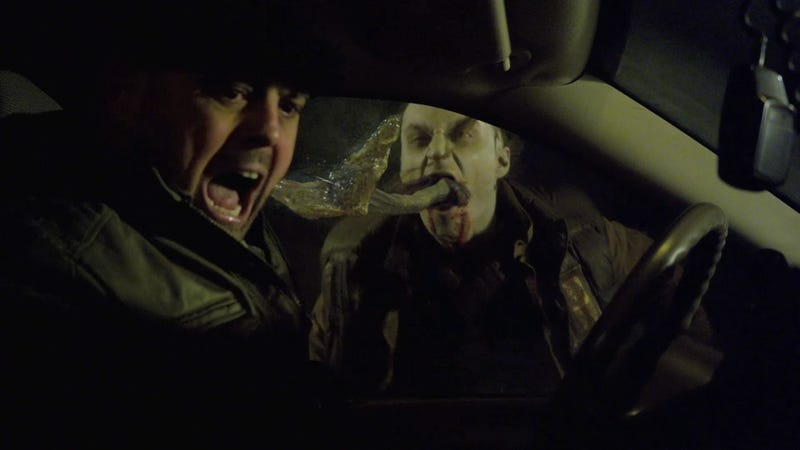 The Strain: well it's about damned time!