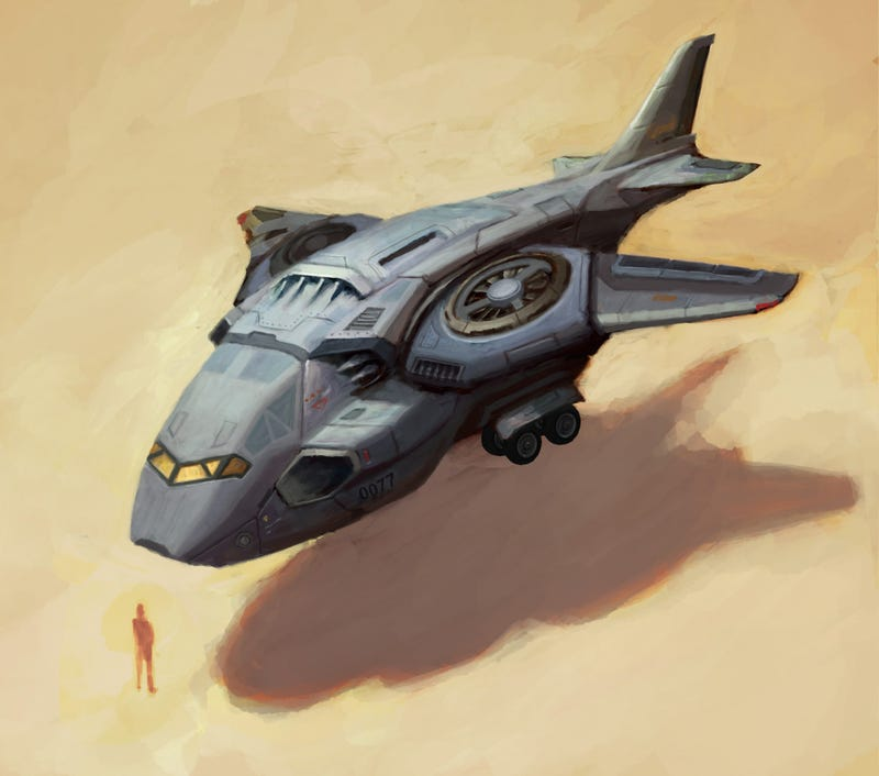 Get a First Look at XCOM's Fantastic Concept Art