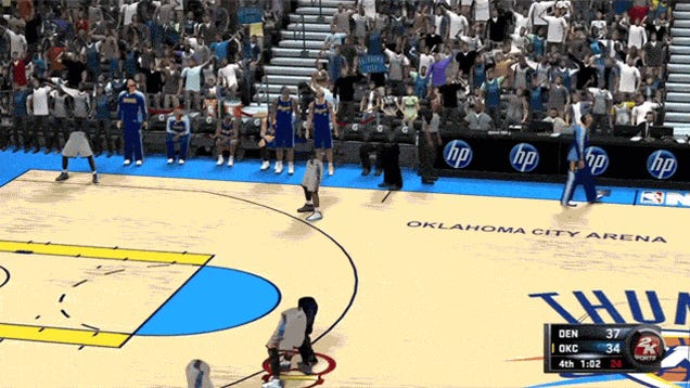 The Most Hilarious Sports Game Glitches, Now In Motion