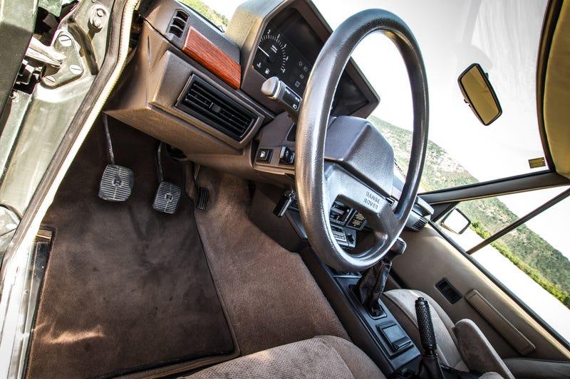 Classic Range Rover - a report