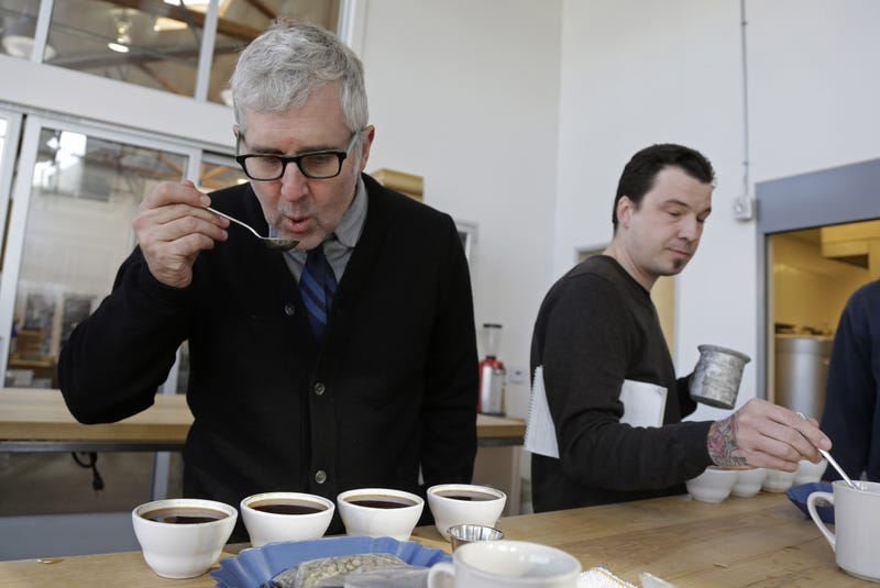 VC Justifies Investing in Blue Bottle Coffee By Calling It a Movement