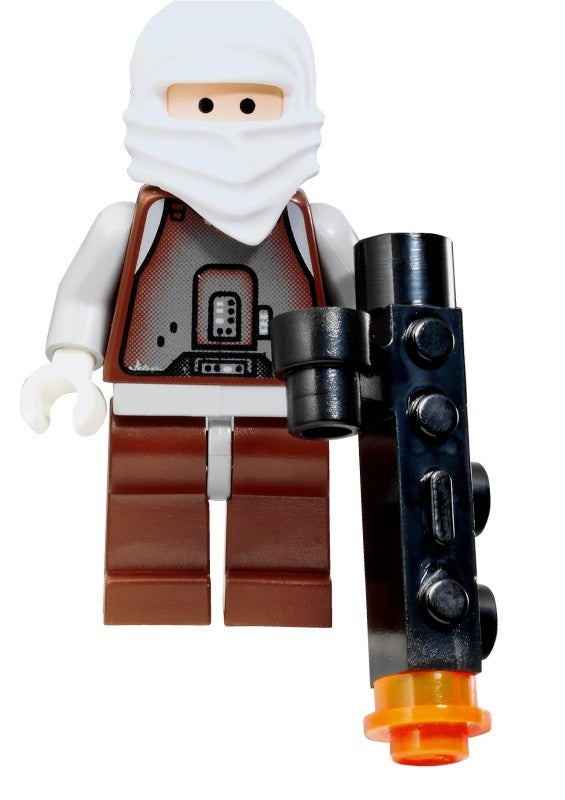 Exclusive: The Evolution of the Minifig