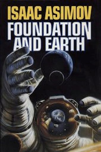 Home again, home again, in so many ways: Isaac Asimov's Foundation and Earth