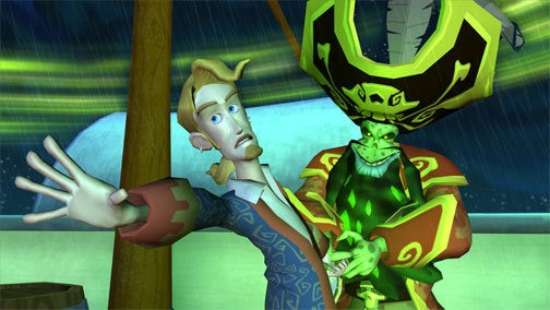 Tales Of Monkey Island Continues August 20th