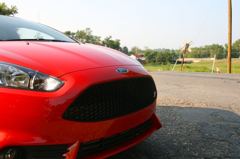 2014 Ford Fiesta ST: The Jalopnik Review