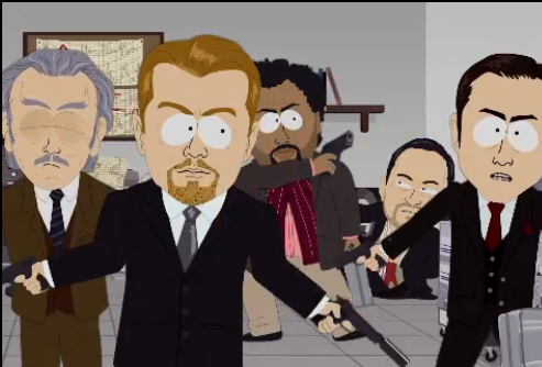Watch South Park's Dreamy Inception Parody
