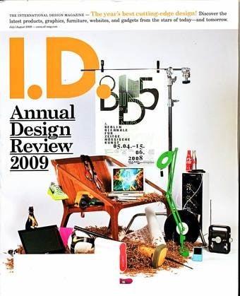 I.D. Magazine Folding