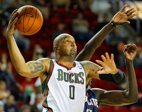 Let The NBA Lockout Last Forever; Drew Gooden's Got Chicken Wings To Sell