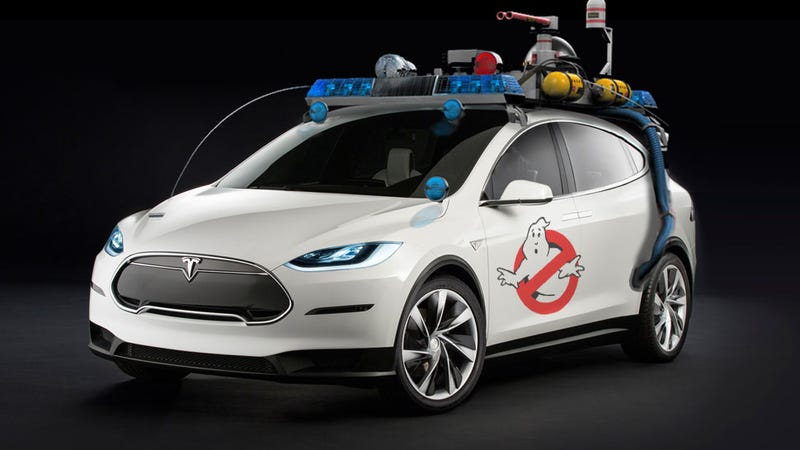 These Modern Cars Would Work For The Ghostbusters