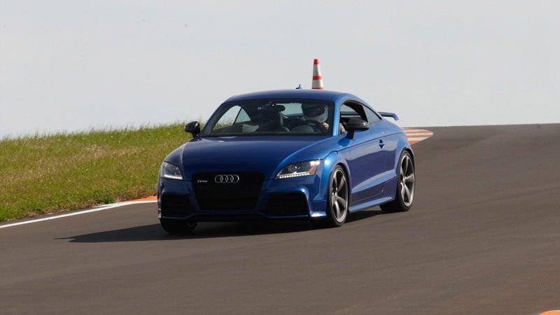 Audi TT RS Gallery