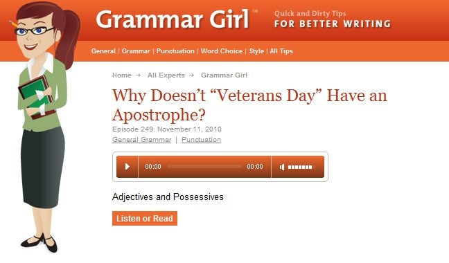 Brush Up On Grammar Rules with These Light-Hearted Resources