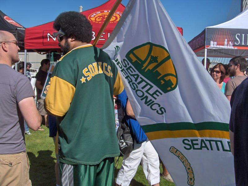 Plans Are Forming For A New NBA/NHL Arena In Seattle