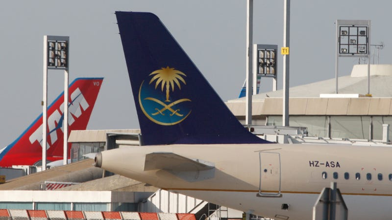 Saudi Airlines Passenger Stops Flight By Being A Huge Sexist