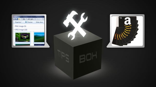 From the Tips Box: Windows Explorer Sorting, Gift Card Balances, and Linux Package Managers