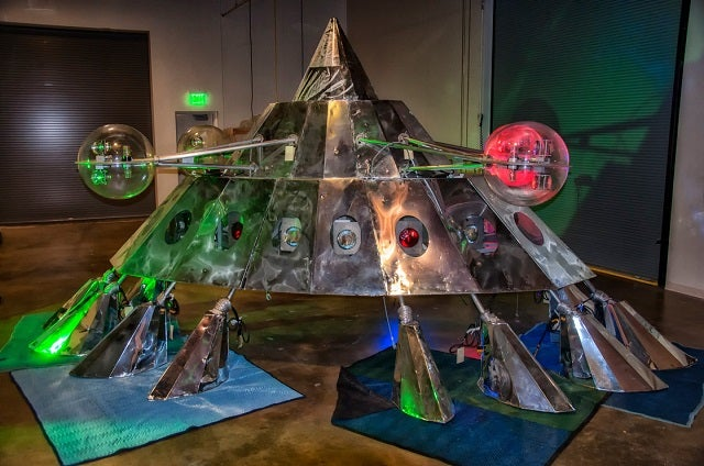 The Parliament-Funkadelic Mothership Is Landing at the Smithsonian