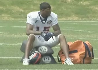Brandon Marshall: Kind Of A Crybaby