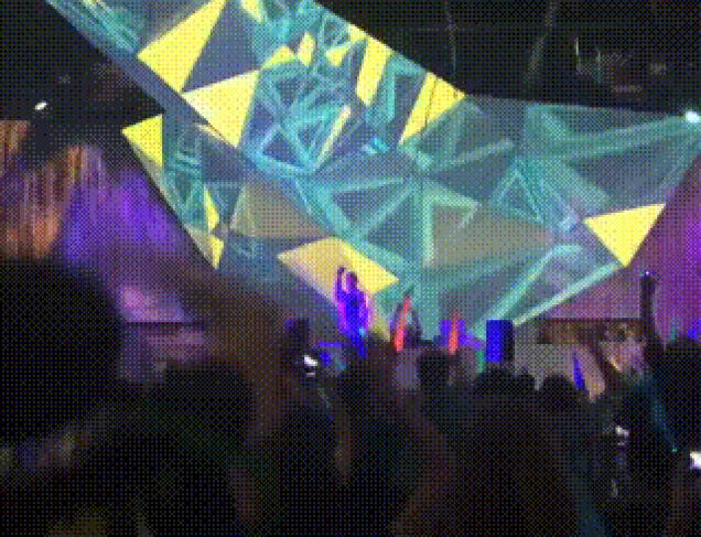 "Diplo Played at the Facebook Conference ""After-Party"""