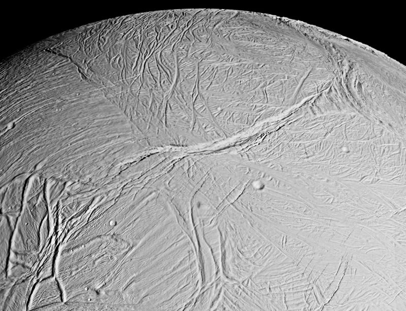An Ocean On Pluto's Moon? Scientists Will Keep An Eye Out For Cracks.
