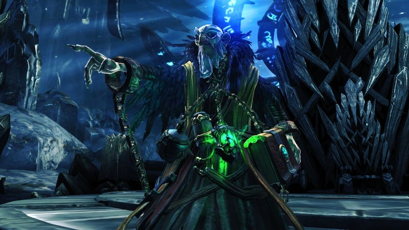 The Heavy-Metal Art Of Darksiders II