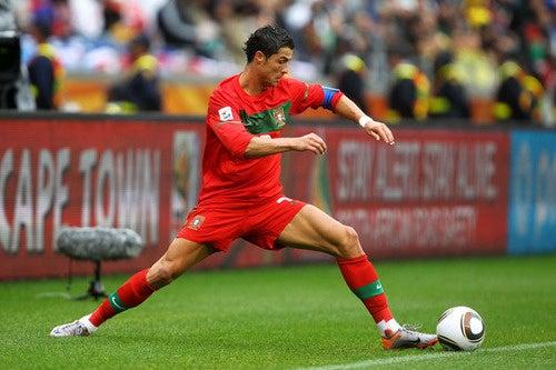 World Cup Thighlights: A Portuguesa