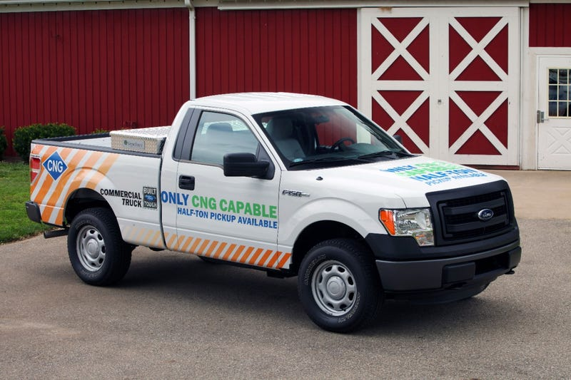 Oklahoma Leads Charge For More CNG Trucks In Government Fleets