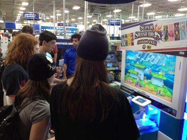 TAY Impressions: Super Smash Bros Wii U