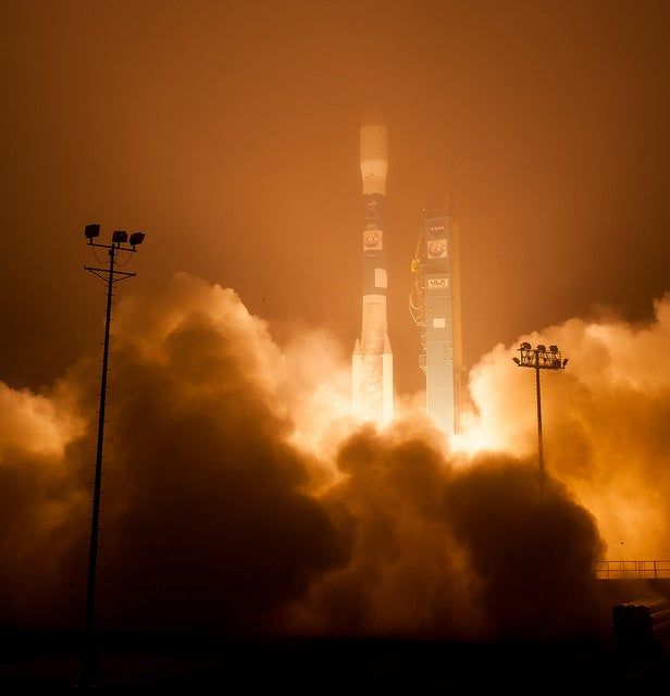 NASA's Orbital Carbon Observatory Has Launched!