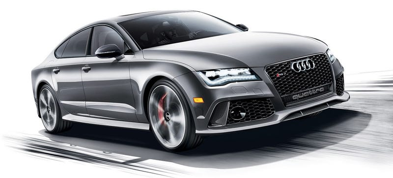 Why Audi Wants You To Pay $146,045 For This RS7
