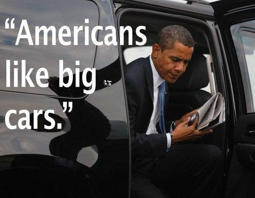 — President Barack Obama