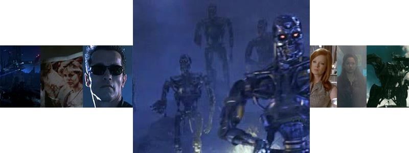 10 Different Timelines From The Terminator Universe