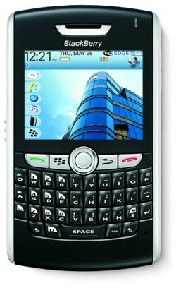 Wi-Fi Capable BlackBerry 8820 Becomes Official