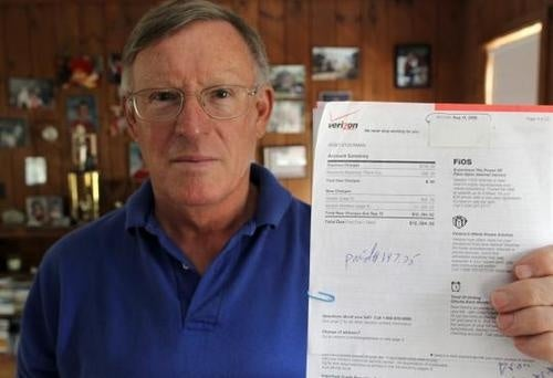 Verizon Forgives Family's $18K Phone Bill After Four Year Fight