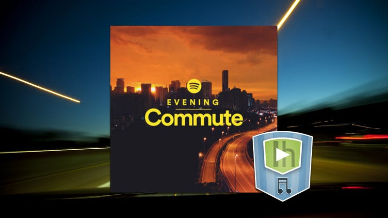 The Evening Commute Playlist