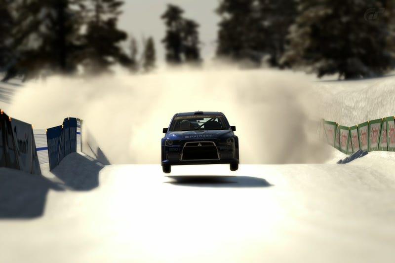 Mini GT6 dump