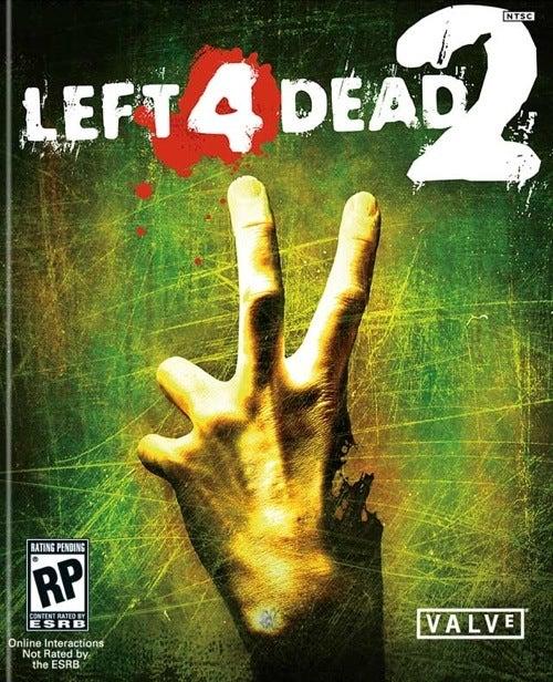 Left 4 Dead 2 Image Edited For Japan