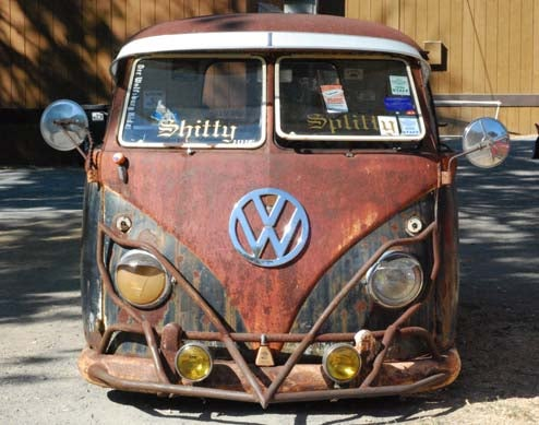 The Shitty Splitty Triumphs Over Tennessee Rust... For Now
