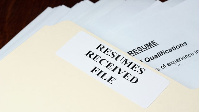 Don't Waste Time on the Tiny Details of Your Resume