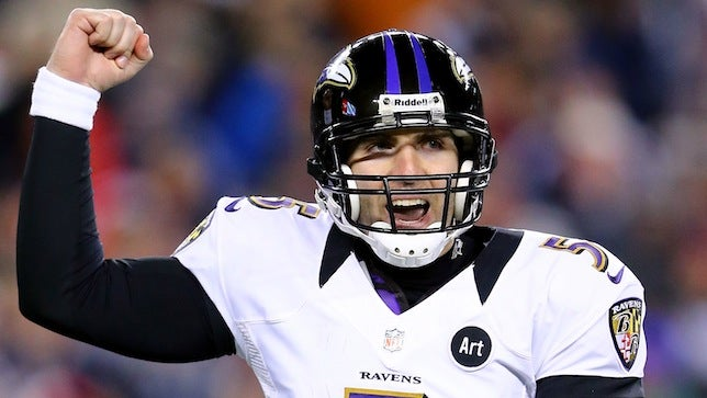 Joe Flacco's Father Summed Him Up Pretty Perfectly