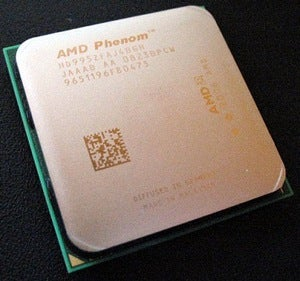 AMD's Phenom X4 9950 Processor has Green 9350e, 9150e Siblings