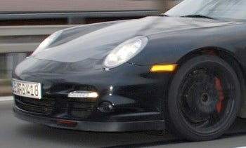 2009 Porsche 911 Details Leaked!