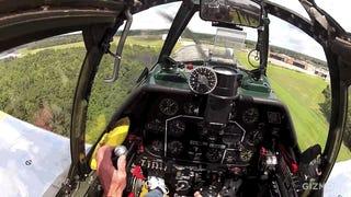 Estos vídeos muestran cómo se pilota el mítico Mustang P-51
