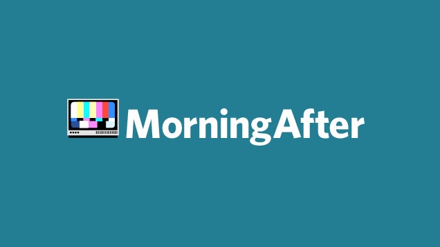 Introducing Morning After, a New Home for TV Discussion Online