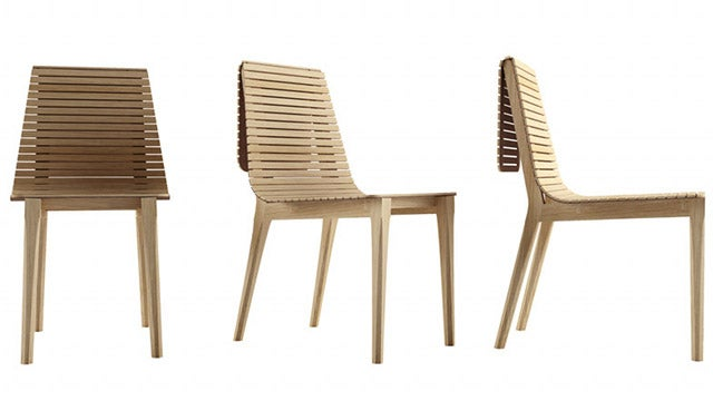 There Are Easier Ways to Stack Chairs, But Come On: These Are Awesome