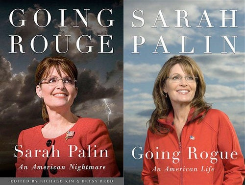 Publisher Would Like You to Buy Sarah Palin's Actual Book, Not the Parody