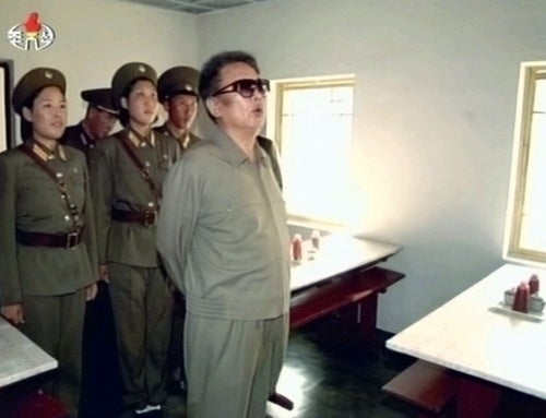 Introducing the World's Newest Fashion Icon: Kim Jong-Il