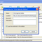 Display Your GCal Agenda in Firefox's Sidebar