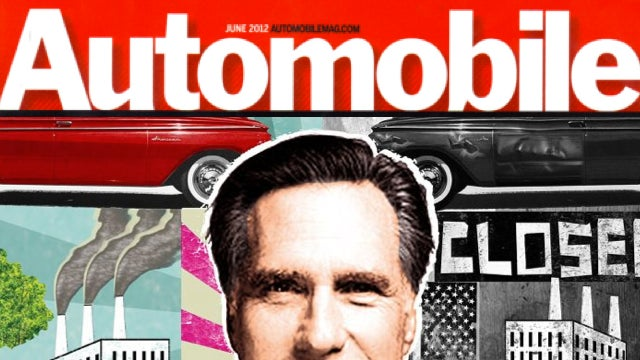 Why Is The Right Using A Car Mag Puff Piece To Defend Mitt Romney From Bullying Charges?